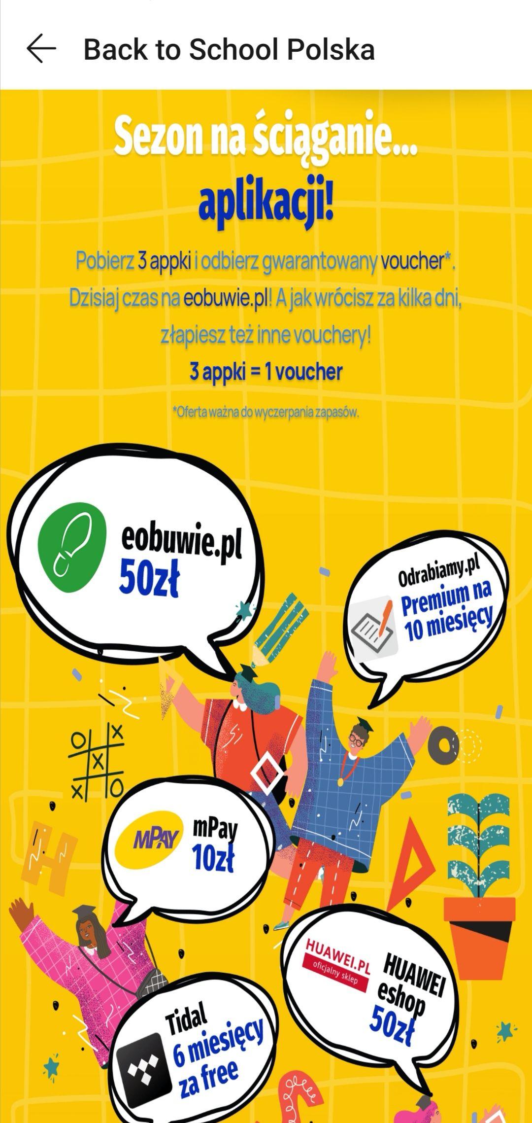 Kupon rabatowy 50PLN na eobuwie.pl