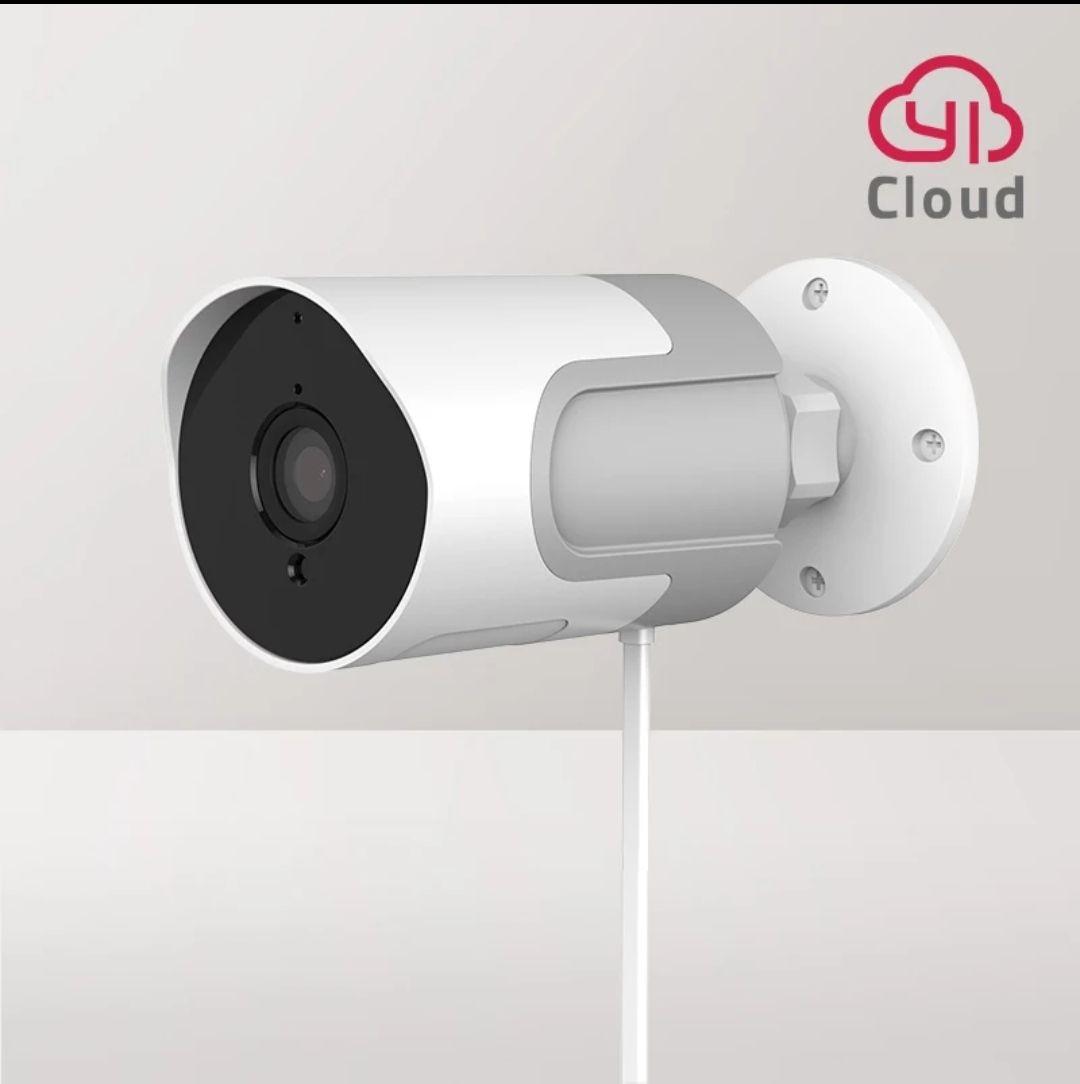YI loT zewnętrzna kamera IP Full HD 1080p $29.99