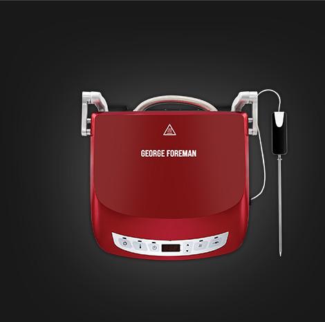 Grill elektryczny RUSSELL HOBBS - timer, odprowadzanie tłuszczu @Neonet