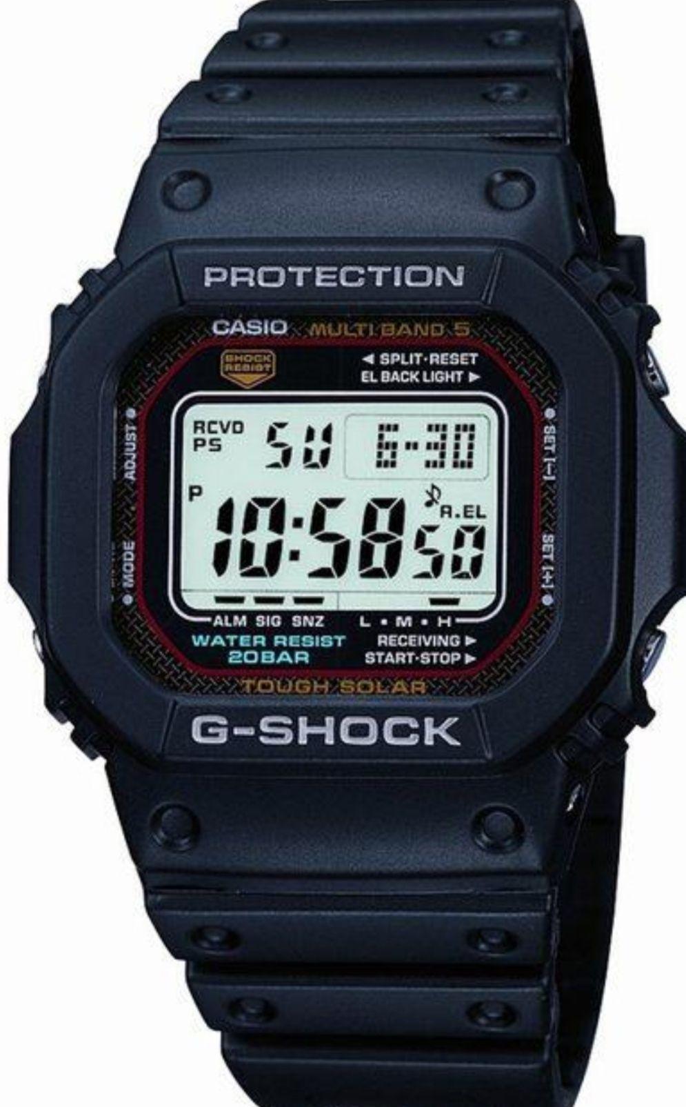 Casio G-Shock GW-M5610-1ER 81,20€
