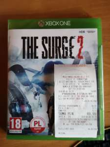 The Surge 2 Xbox One - Media Markt Kielce
