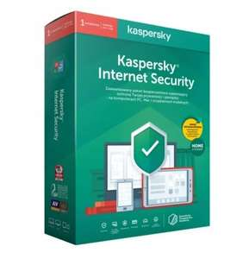 Kaspersky Internet Security Home&Student 1st. (12m.)