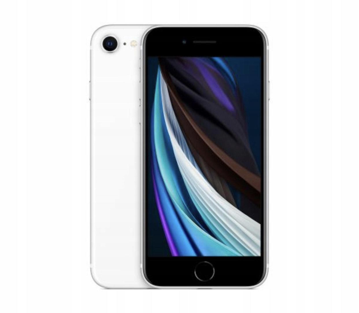 Apple iPhone SE 2020 64GB BIAŁY