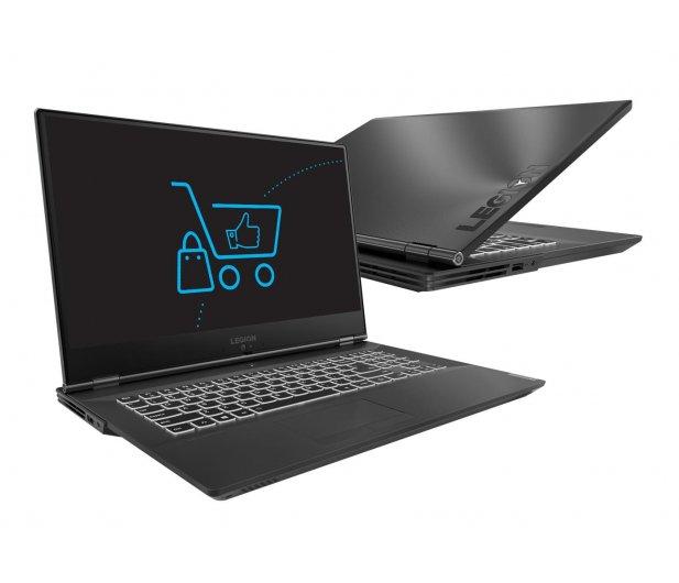 Laptop Lenovo Legion Y540-17 i7-9750H/8GB/256 GTX1660Ti