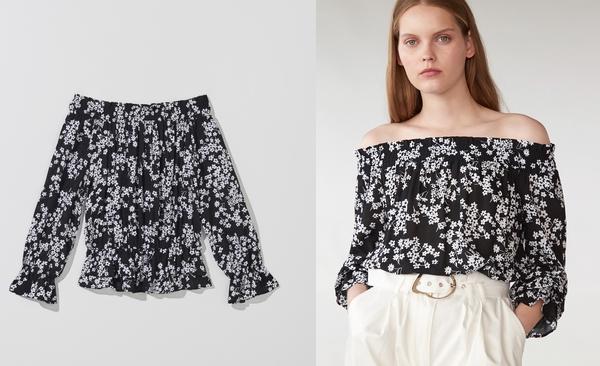 Wyprzedaże w @Mohito - 4 damskie bluzki