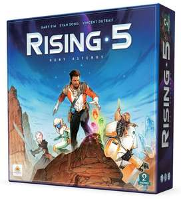 Rising 5 Gra Planszowa Portal BGG 2144