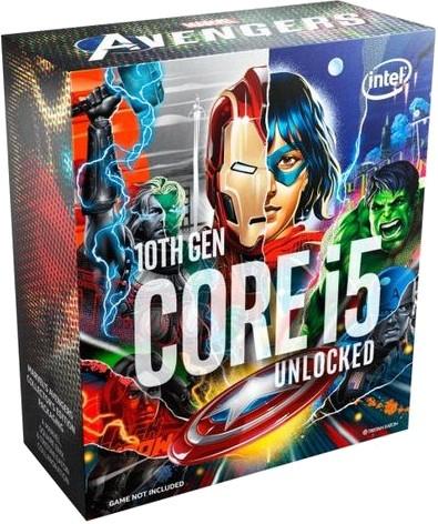 Procesor Intel Core i5-10600KA + gra Marvel's Avengers