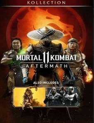 Mortal Kombat 11 Aftermath Kollection STEAM