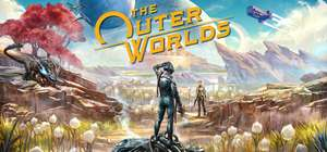 Gra PC The Outer Worlds (cyfra, epic store)