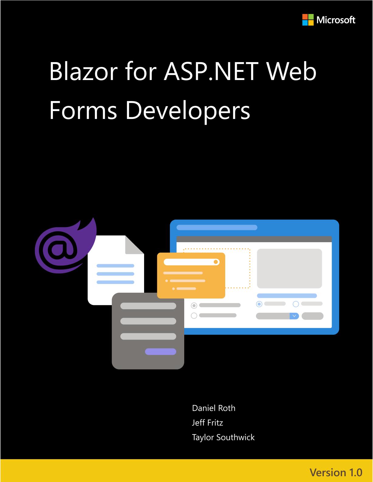 Darmowy ebook Blazor for ASP.NET Web Forms Developers