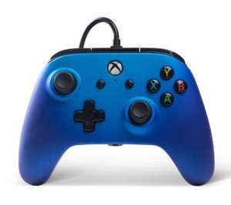 Pad PowerA Xbox One Enhanced Sapphire Fade @Euro