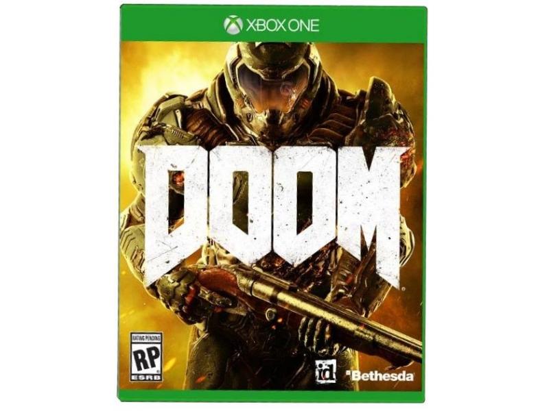 Doom na Xbox one w dobrej cenie