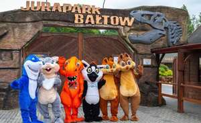 Bilet wstępu do JuraPark – Bałtowski Kompleks Turystyczny @Groupon