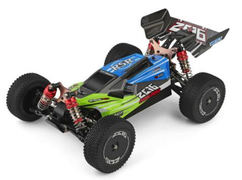 Samochód RC Wltoys XKS 144001 (lub z dwoma bateriami za $69,89 zł) z Czech @Banggood