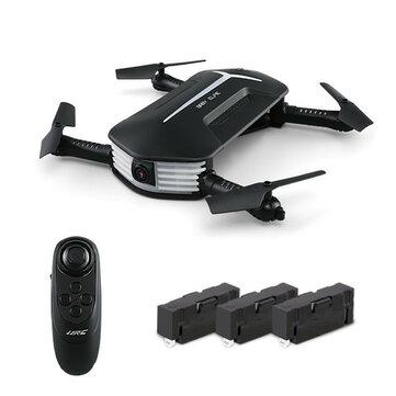 Dron JJRC H37 Mini Baby Elfie 720P WIFI FPV + 4 baterie 25,59$