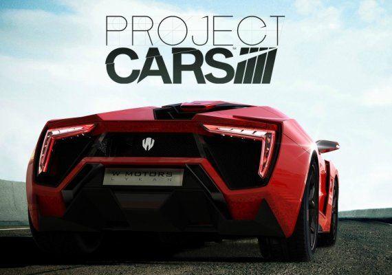 PROCEJCT CARS PC i PROJECT CARS 2 PC