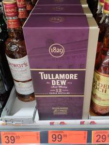 WHISKEY TULLAMORE DEW 12 YO WHISKY