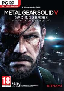 METAL GEAR SOLID V : GROUND ZEROES PC
