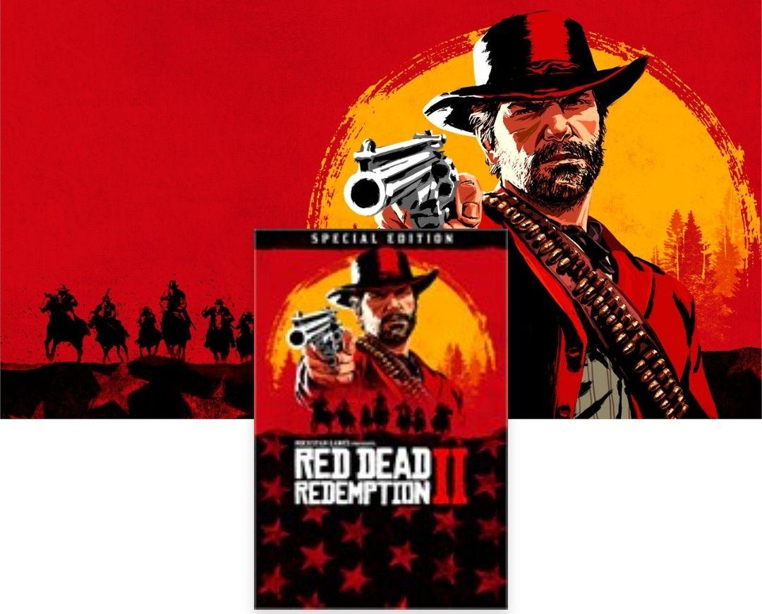 Red Dead Redemption 2 Edycja Specjalna cena z usługą Gold na Microsoft Xbox