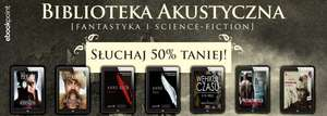 -50% na audiobooki: fantastyka i science-fiction @ ebookpoint