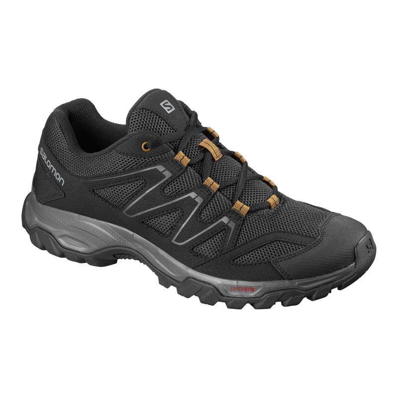 Buty turystyczne SALOMON HALIFAX - buty męskie, tylko 41 i 42.5, niebieskie 44.5