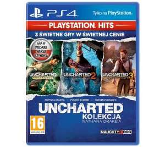 Uncharted: Edycja Nathana Drake'a