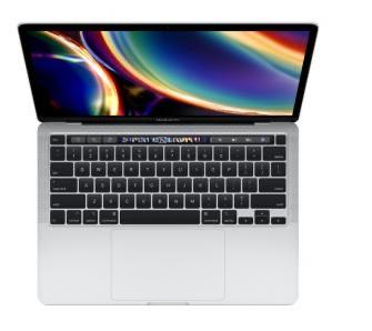 "Apple Macbook Pro 13 2020 z Touch Bar 13,3"" Intel® Core™ i5 - 8GB RAM - 512GB Dysk - macOS (srebrny)"