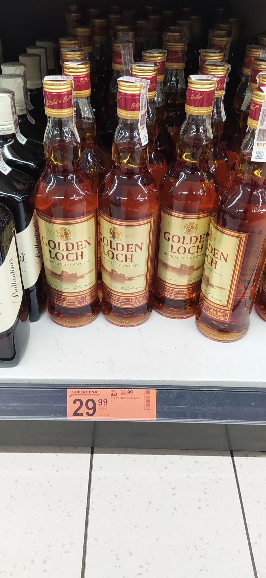 Golden Loch 29.99 0.7L