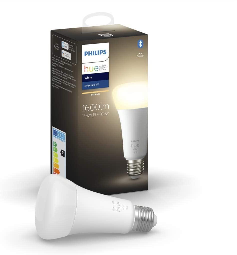 Żarówki - cena za 2 szt! Philips Hue 1600lm E27 Bluetooth