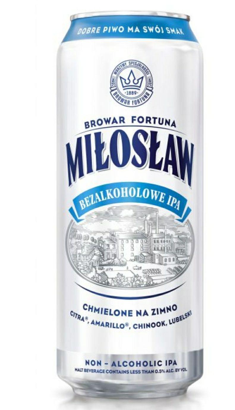 Auchan Miłosław, Bezalkoholowe IPA