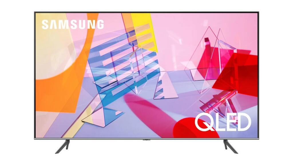 TV SAMSUNG QLED QE55Q64TAU 2020