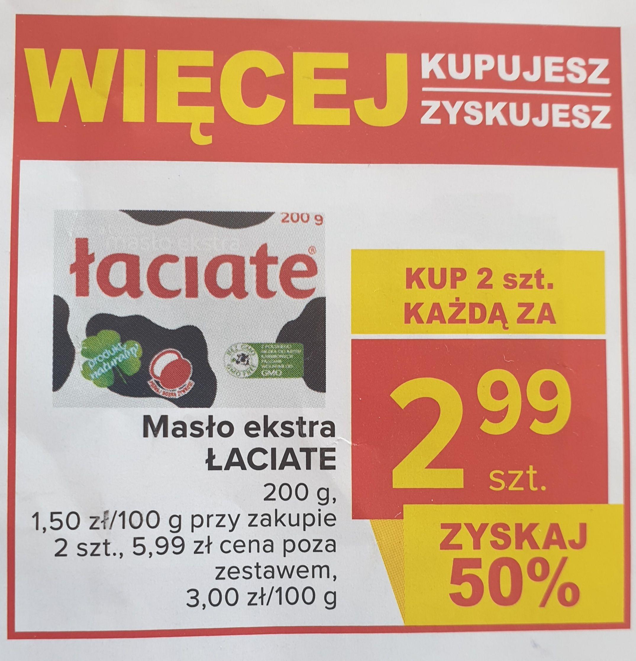 Masło łaciate - Supeco