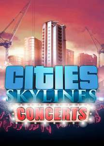 Cities: Skylines - Concerts (DLC) Steam Key