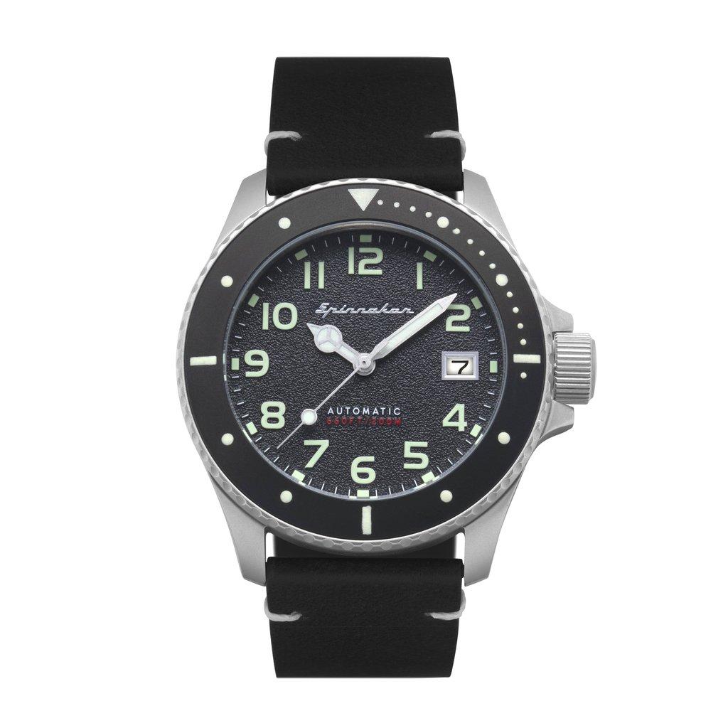 -20% na zegarki Spinnaker, darmowa dostawa na terenie UK/EU