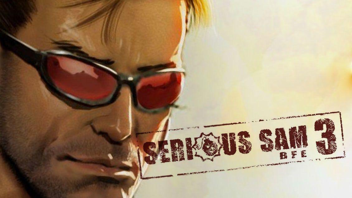 Serious Sam 3 BFE PC STEAM