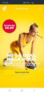 McFit Mega deal