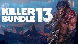 Pakiet 6 gier Killer Bundle 13 za 3,99€ @Fanatical | F1 2019 PC + 5 gier