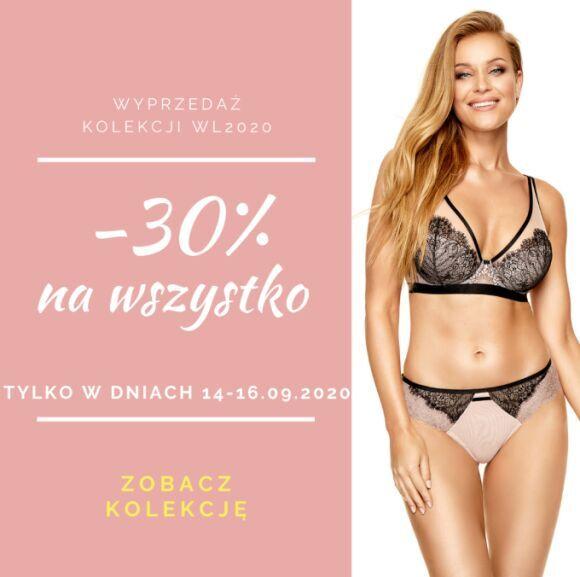"""-30% na całą kolekcję wiosna/lato 2020 u polskiego producenta """"Kinga"""""""