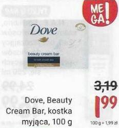 Dove mydło w kostce Rossmann