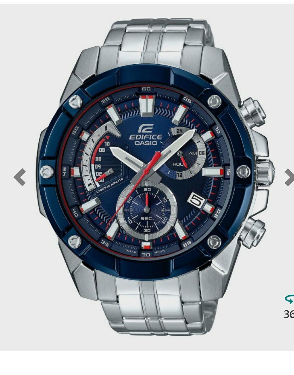 Zegarek Casio Edifice Toro Rosso EFR-559TR-2AER