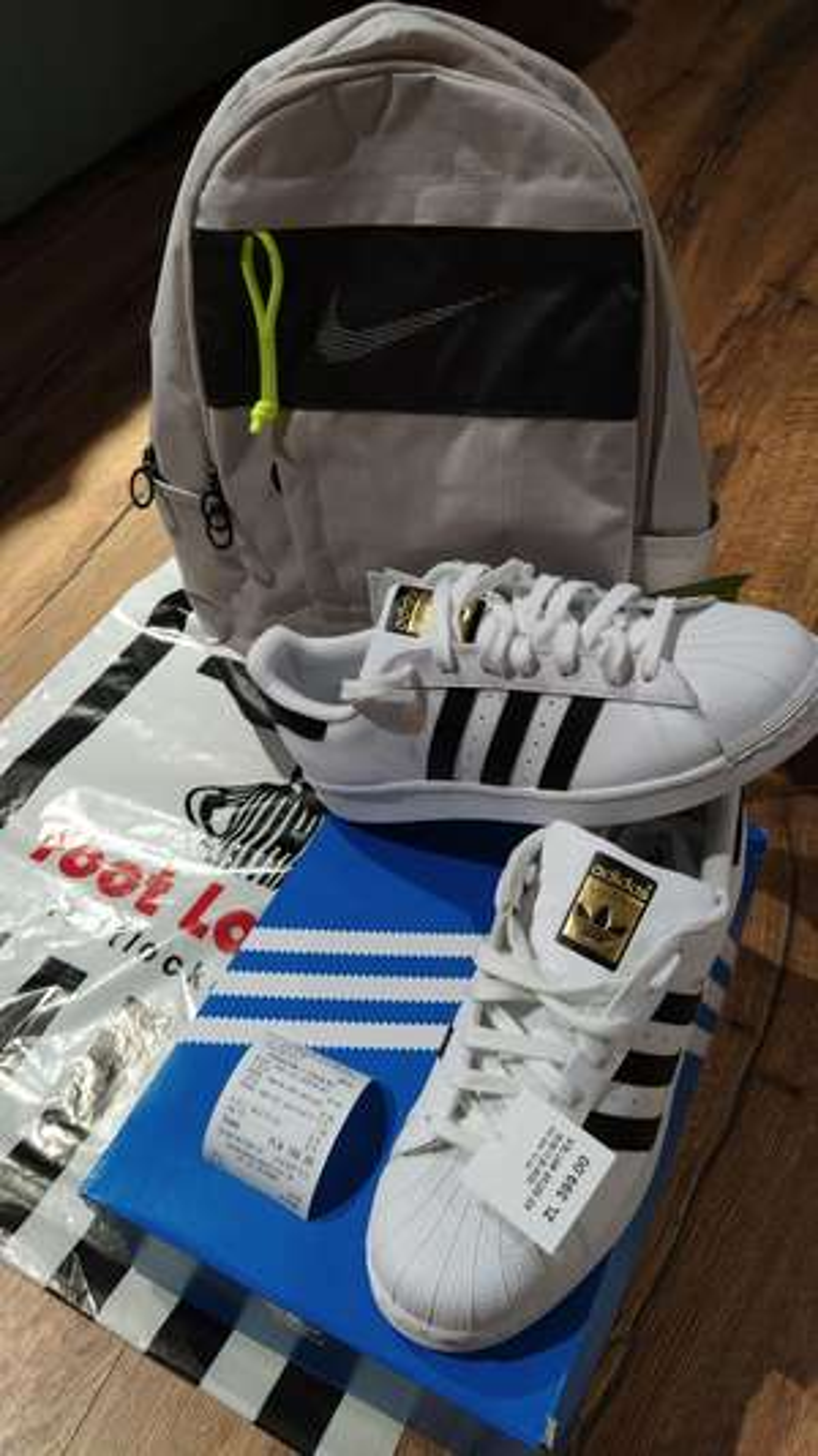 Adidas Superstar plus inne Footlocker Pasaż Grunwaldzki Wrocław