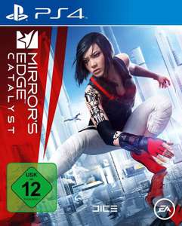 Mirror's Edge Catalyst PS4/XONE @Allegro.pl