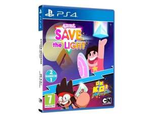 Steven Universe: Save The Light + OK K.O.! Let's Play Heroes na PlayStation 4 w Media Markt | wersja Xbox 29,99zl (opis)