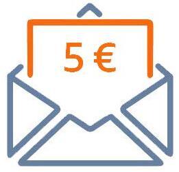 Kupon 5 Euro amazon.de za pierwszą listę zakupów (MWZ 25€)
