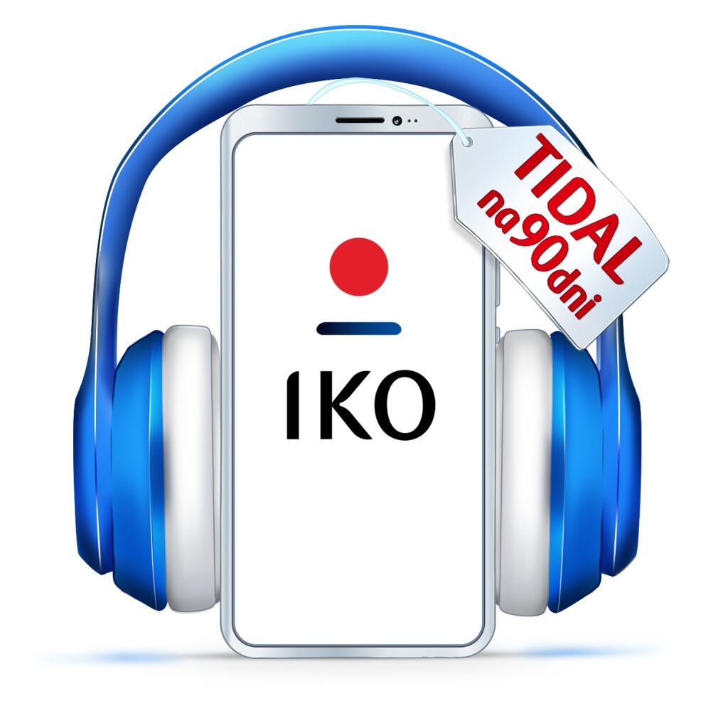 90 dni TIDAL Premium bezpłatnie - PKO Bank Polski