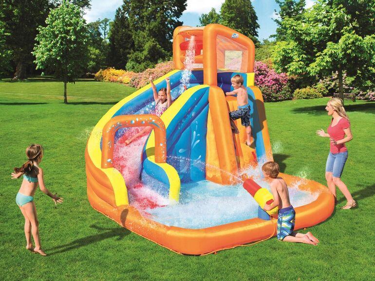 Basen dla dzieci Bestway Turbo Splash Water Zone za 999zł @ Jula