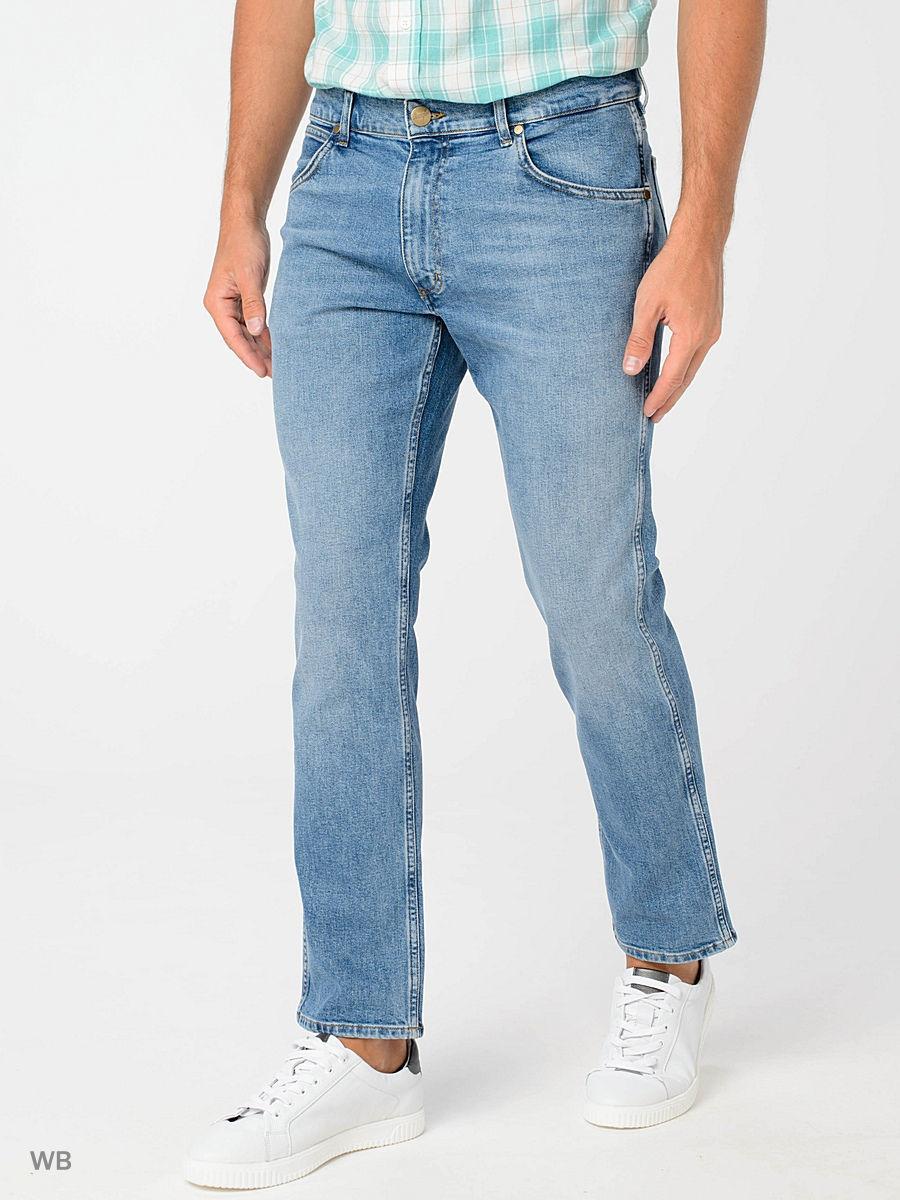 Męskie jeansy Wrangler - dużo rozmiarów: 40-56 @Wildberries