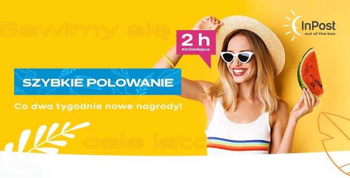 Odbierz paczkę do 2 h i zgarnij rabat 40 zł w Helion (MWZ 100 PLN)