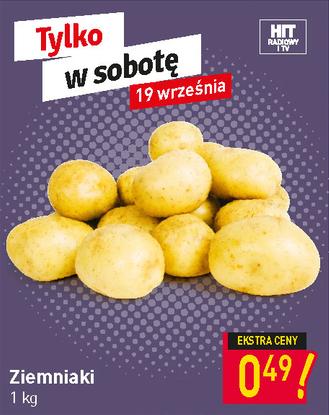 Ziemniaki @Stokrotka