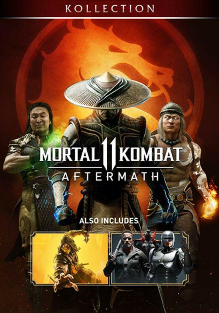 Mortal Kombat 11: Aftermath Kollection klucz na STEAM @Eneba